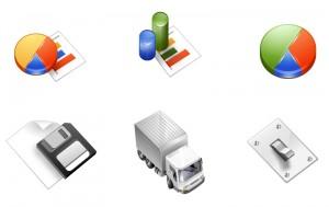 90 frei Vektor Icons