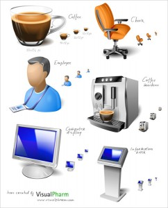Office Icon Set for Windows Vista