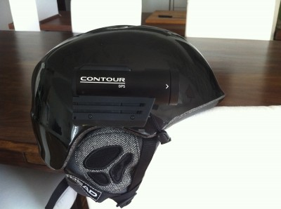 Helm- und Actionkamera Contour GPS