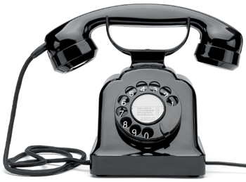 Das Retro-Telefon