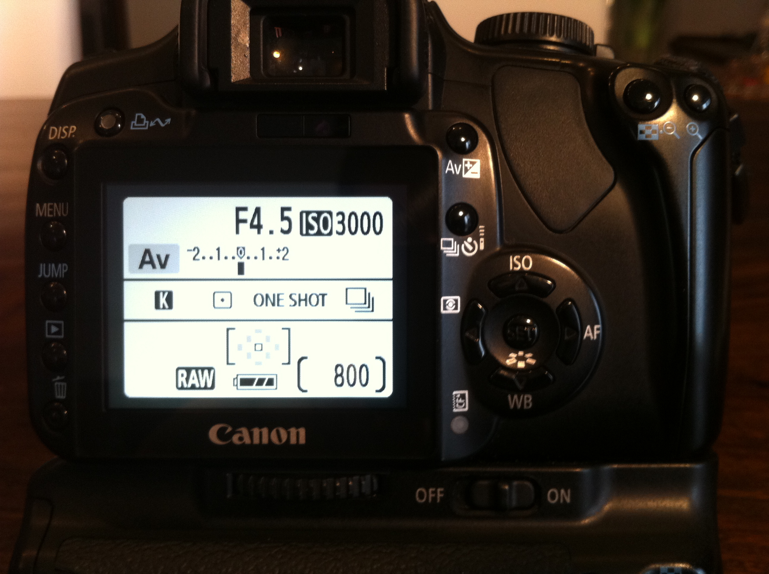how to update canon 400d firmware
