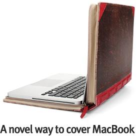 Die Buch-Notebooktasche