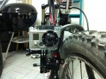 Montage der GoPro HD HERO2 am Montainbike